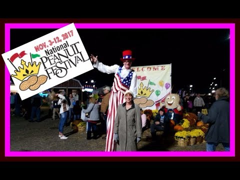 National Peanut Festival 74th Annual | Dothan Alabama
