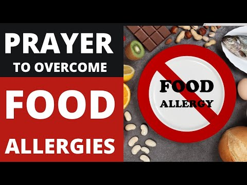 Breaking Food Curses & Allergies: ((Deliverance from Food Allergies))...Powerful Testimony!!!