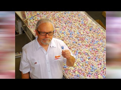 Dum Dums creates tribute to candy maker retiring after 48 years