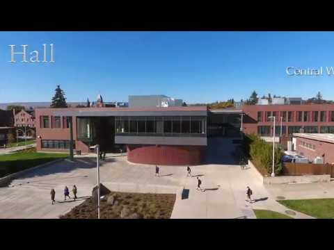 The New Samuelson Hall At CWU