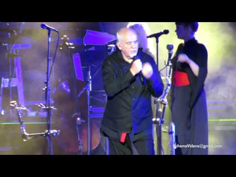 Peter Gabriel - IF YOU LOVE SOMEBODY SET THEM FREE - Nikon at Jones Beach Theater - 6/24/16