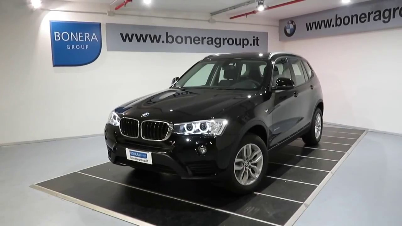 bmw x3 xdrive business advantage di bmw dinamica bonera group youtube. Black Bedroom Furniture Sets. Home Design Ideas