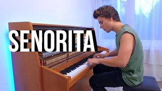 Señorita - Shawn Mendes, Camila Cabello (Piano Cover) by Peter Buka