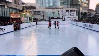 2016年12月 JRA 有馬記念 presents アイススケートショー② 2曲目 曲: PS...