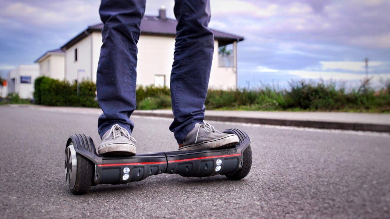 Verbazingwekkend Fortbewegung der Zukunft? Hoverboard Review! (OxBoard) - felixba DG-83