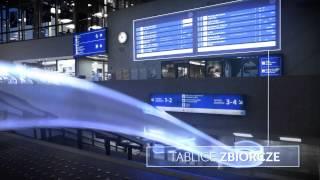 PKP Informatyka - System dynamicznej informacji pasażerskiej