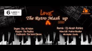 The Retro Love ARD Mashup | DJ Akash Rohira