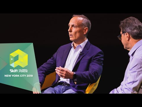 Booking Holdings President & CEO At Skift Global Forum 2019