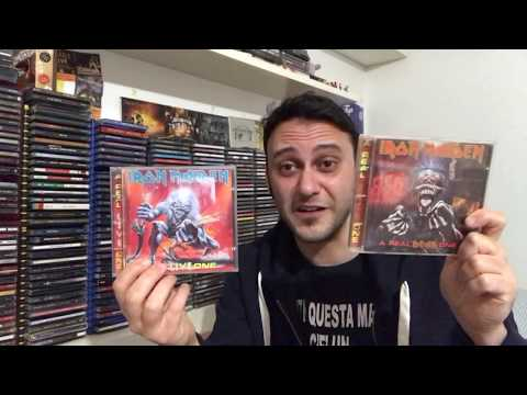Videorecensione: Iron Maiden - A Real Live/dead One (1993)
