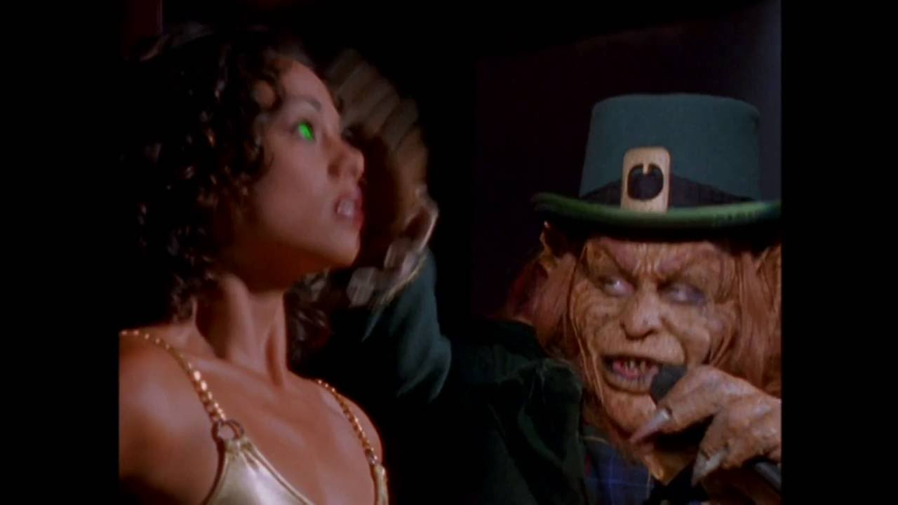 leprechaun 3 waitress