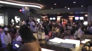 karaoke w kj teddy b cal bowl saturdays when somebody loves you back teddy pendergrass