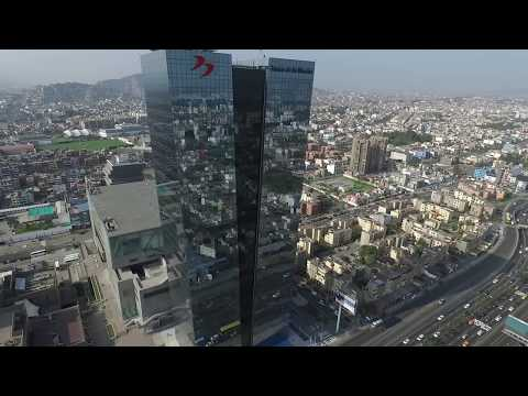 Lima Peru - 2017(from the air)