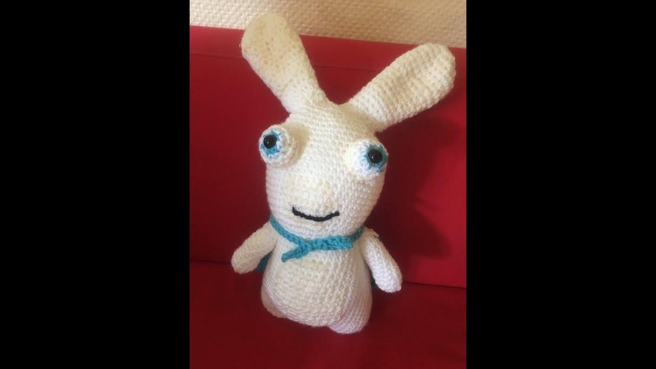 Firmin le Lapin : amigurumi en crochet - Amigurumis | 720x1280