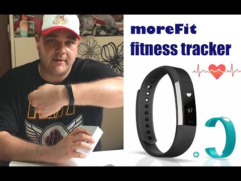 Why choose moreFit smart fitness tracker band