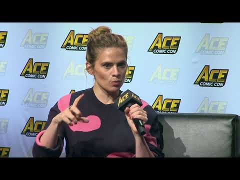 Hayley Atwell: Agent Carter Panel  ACE Comic Con Seattle