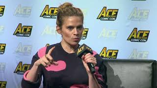 Hayley Atwell: Agent Carter Panel | ACE Comic Con Seattle