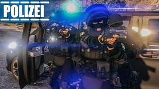 SEK-Einsatz: Terroristen auf offener Straße! | Achtung: POLIZEI #9 GTA V LSPDFR deutsch
