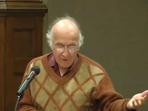 Writers Series: Roald Hoffmann
