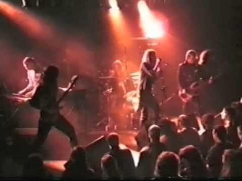 THE BLOOD DIVINE Lyon 15 Décembre 1996