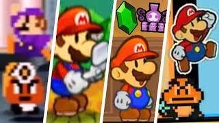 Evolution of Paper Mario Easter Eggs (2000 - 2019)