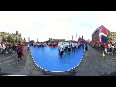 بث مباشر بتقنية 360 درجة.. 3000 ملاكم روسي يدخلون موسوعة غينيس للأرقام القياسية في الساحة الحمراء  - نشر قبل 1 ساعة