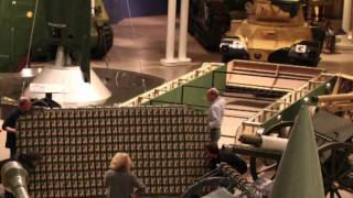 Eggs for Soldiers egg-box tank for March Fourth
