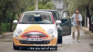 Страхование автомобиля каско, смешная реклама(Смешная реклама на тему
