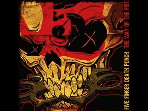 Five Finger Death Punch - Death Before Dishonor 8-Bit
