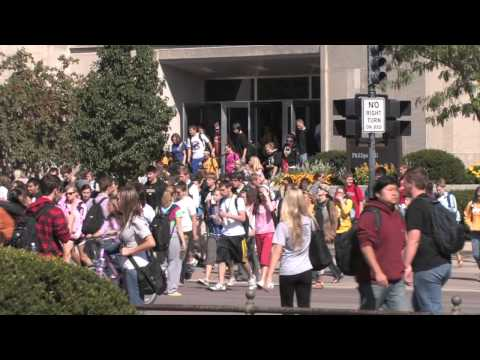 President Sally Mason message to first year students