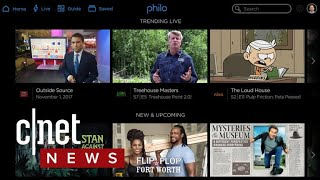 Philo streaming service and Amazon's new 'Lord of the Rings' TV show (Tech Today)