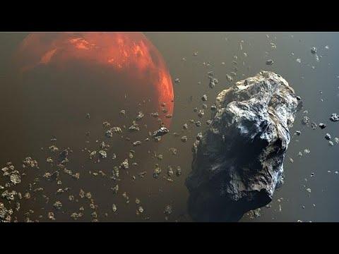 """Download """"Matéria orgânica"""" é encontrada no cinturão de asteroides entre Marte e Júpiter"""