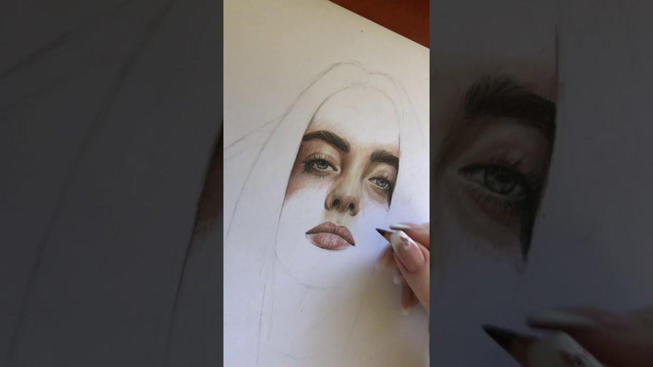 mintha rajzolni akarna