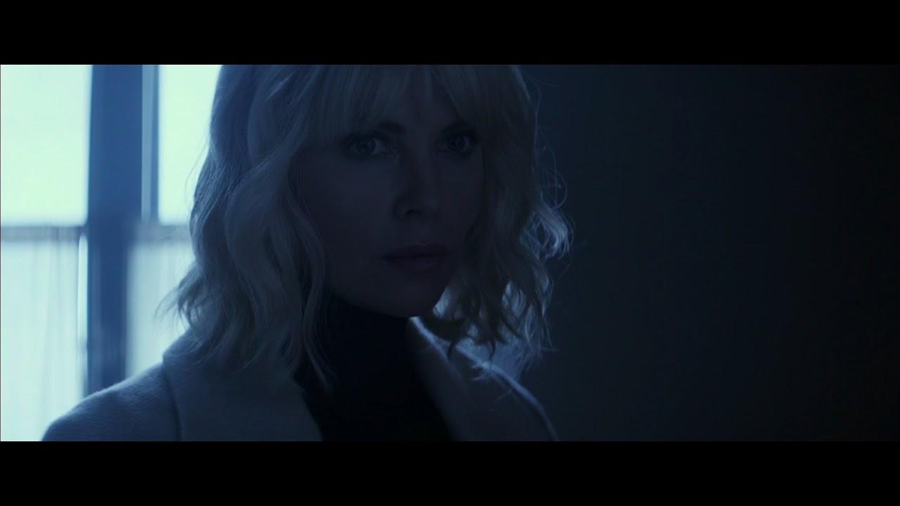 Взрывная блондинка - Trailer
