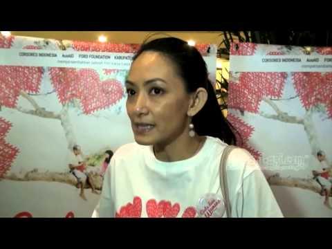 Susan Bachtiar Bangga Main Film Bareng Nicholas Saputra