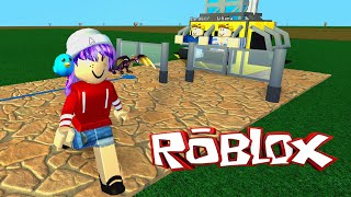 ROBLOX LET'S PLAY THEME PARK TYCOON 2 | RADIOJH GAMES