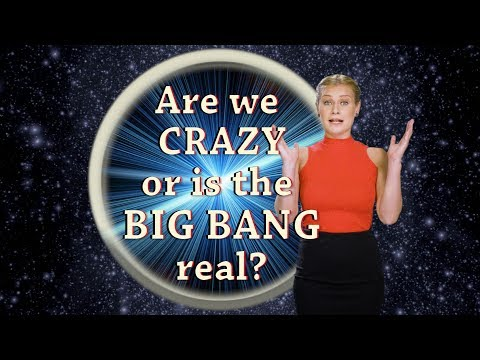 Are we crazy or  is the Big Bang real? | Space with Sarah #10 | @spacewsarah