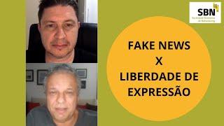 Live SBN: Fake News x Liberdade de Expressão