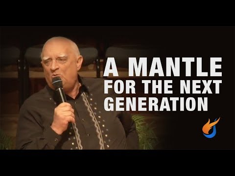 """A Mantle for the Next Generation"" Gordon Mallory"
