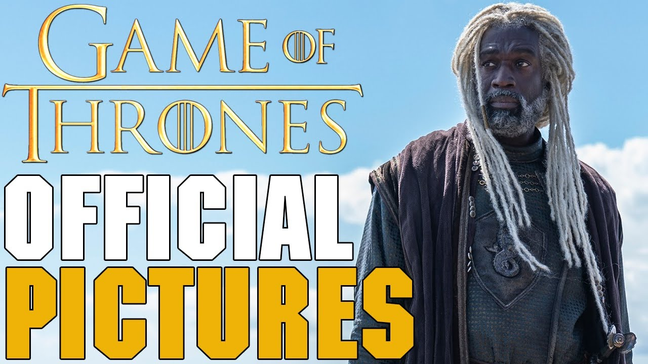 Game of Thrones Prequel First Official Look at Main Characters - House of the Dragon News