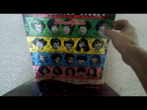 Rolling Stones Vinyl Collection: $$Check Your Sticky Fingers Copy$$