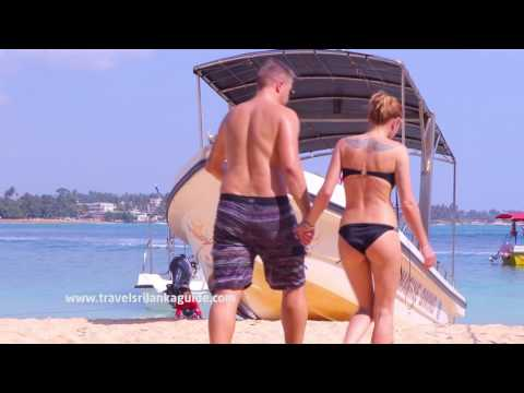 Unawatuna Beach, Galle, Travel Guide Sri Lanka