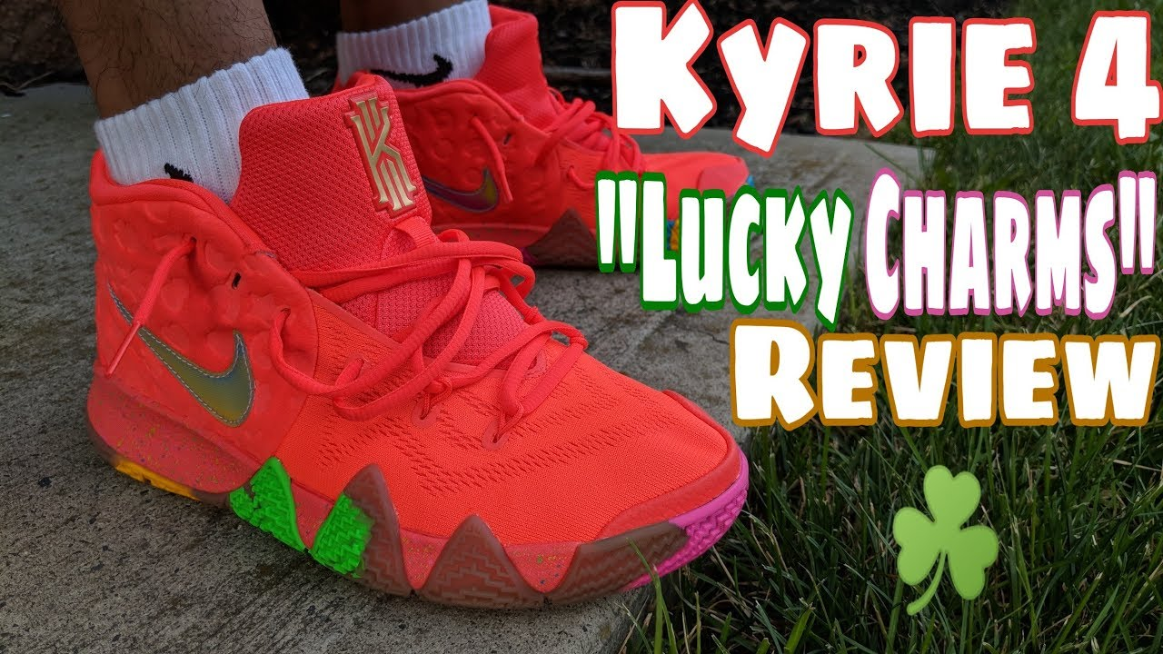 best service 76712 e08a5 The Nike Kyrie 4