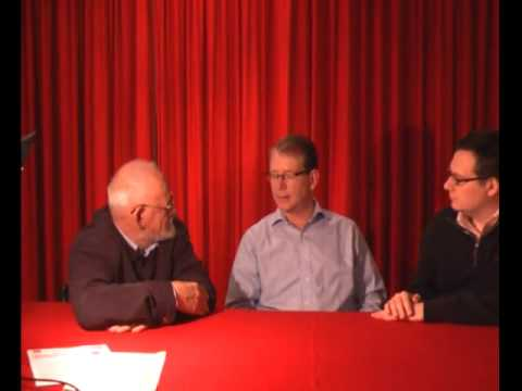 Isodarco 2009: Calogero interviews Bates Gilll  and Jeff Lewis