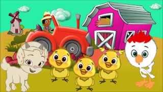 Gambar cover En la granja de mi tio 2 Canciones infantiles