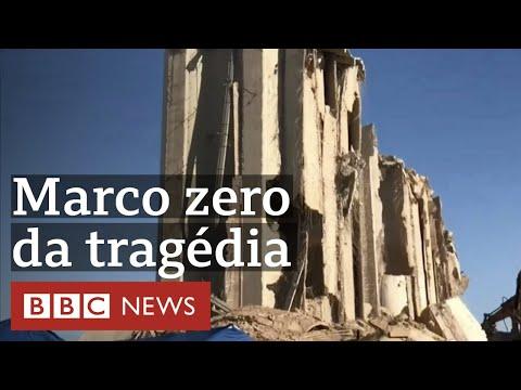 Explosão no Líbano: