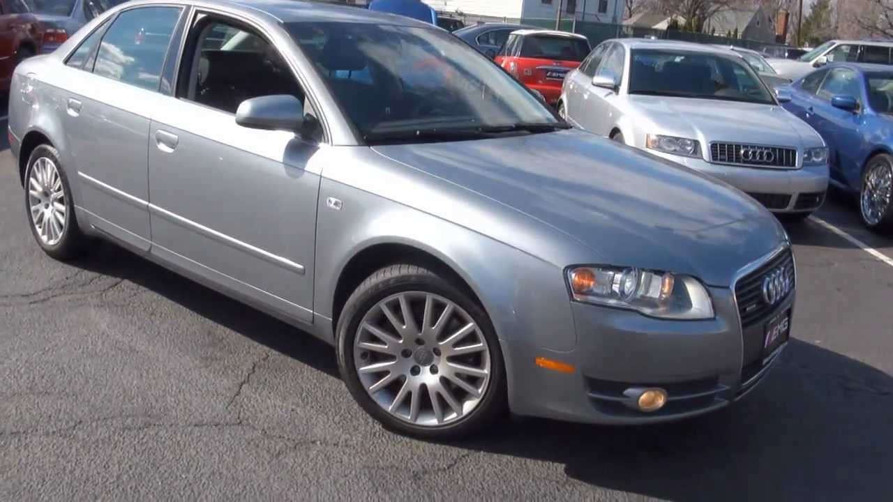 2006 audi a4 3 2 quattro b7 automotive review youtube. Black Bedroom Furniture Sets. Home Design Ideas