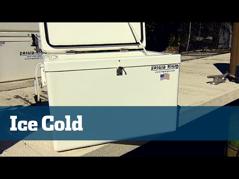Florida Sport Fishing TV - Gear Guide Ice Chests Coolers Frigid Rigid