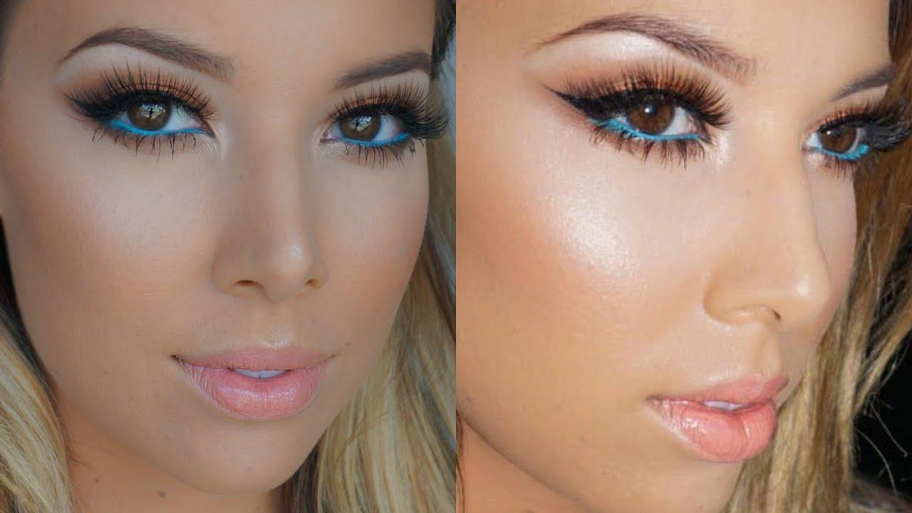 Makeup Geek: Vegas Lights Tutorial! - YouTube