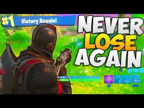 How to AVOID DEATH in Fortnite : Battle of royale