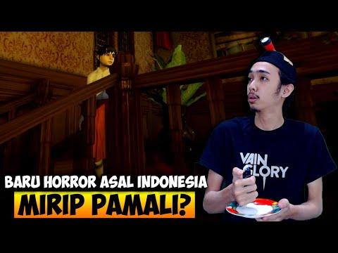 GAME HORROR ASAL INDONESIA TERBARU MIRIP PAMALI? - PULANG INSANITY INDONESIA (DEMO)
